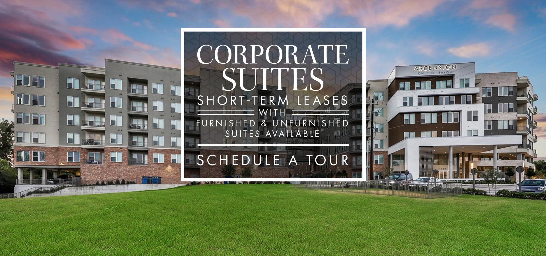 Corporate Suites - Short-Term Leases | Schedule a Tour