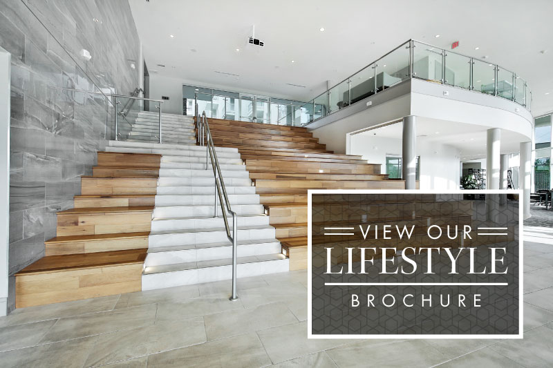 View Our Lifestyle Brochure